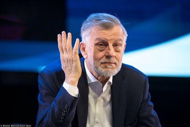 Doradca Andrzeja Dudy, Andrzej Zybertowicz naraził się protestującym Polkom
