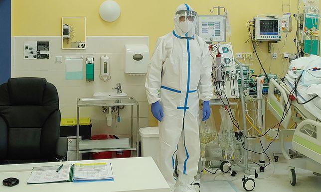 Niedawno w jednym z brytyjskich szpitali doszło do groźnego incydentu.