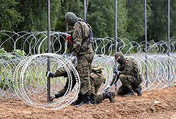 Stan wyjątkowy na granicy z Białorusią. Migranci znaleźli już sposób na płot Błaszczaka