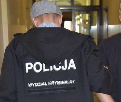 Tarnowskie Góry (Śląskie). Dzieci przerażone ojcem uciekającym policji