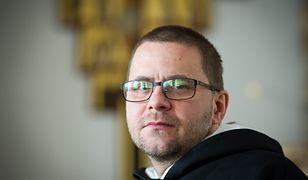o. Paweł Gużyński skomentował również obalenie pomnika prałata Jankowskiego