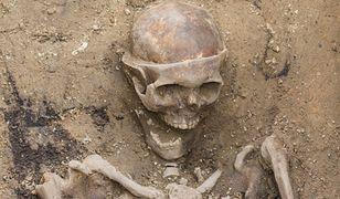 Kości ludzkie - rodzące problemy znalezisko archeologów