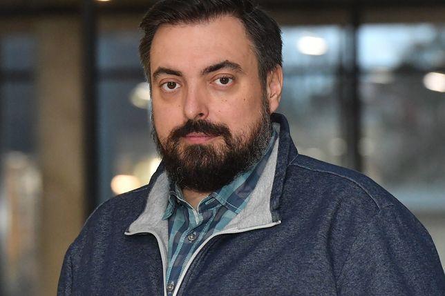 Tomasz Sekielski w Sopocie
