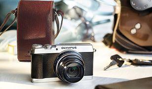 Olympus Stylus SH-1: kompakt z niezwykłą stabilizacją obrazu