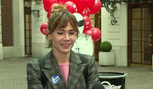 Olga Bołądź: Bardzo lubię prowadzić auto i być w trasie. Dobrze mi się wtedy myśli