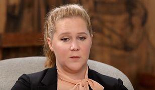 Amy Schumer opowiedziała o przemocowym chłopaku
