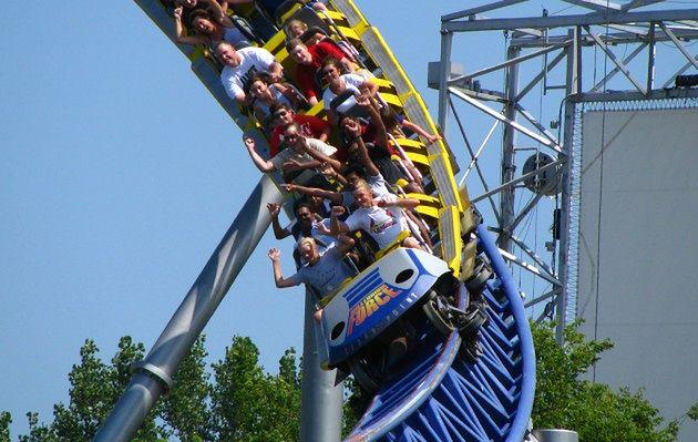 Najbardziej ekstremalne rollercoastery