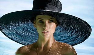 Gorąca sesja węgierskiej modelki