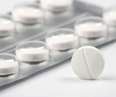 Aspiryna w maseczkach jest skuteczna na pryszcze