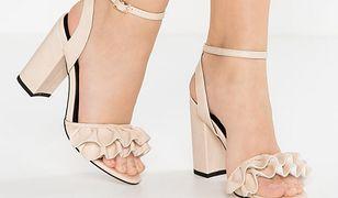 Beżowe buty to idealny wybór na upalne lato