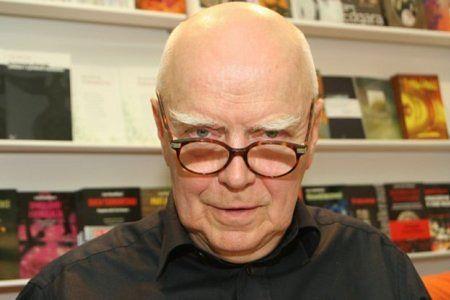 """J.M. Rymkiewicz Człowiekiem Roku 2011 """"Gazety Polskiej"""""""