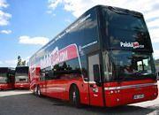 Wypraszają pasażerów z autobusów. Podróży nie będzie