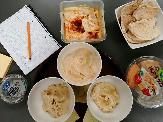 TEST: hummus kupiony vs. domowy. Jestem podwójnie zaskoczona