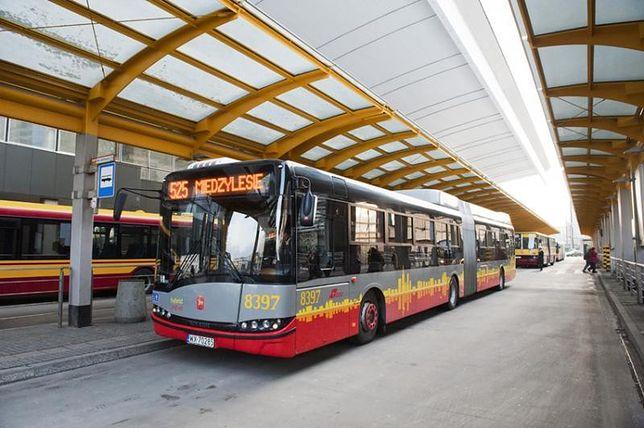 Dworzec Centralny – autobusy odjadą z innych przystanków