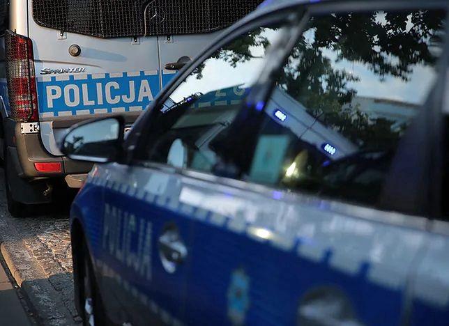Warszawa. Akcja policji