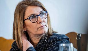 Beata Mazurek odpowiada na apel o przedterminowe wybory