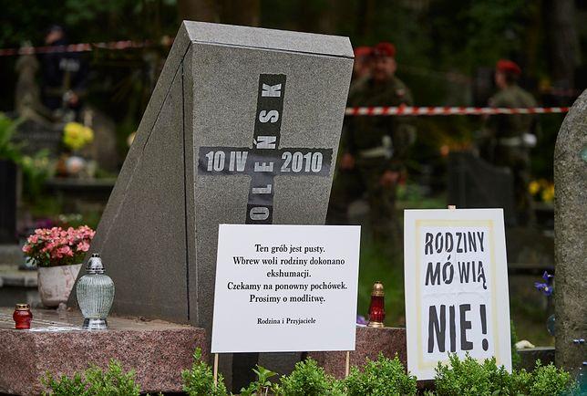 Wiele rodzin ofiar katastrofy smoleńskiej kategorycznie nie zgadzało się na ekshumację ich bliskich