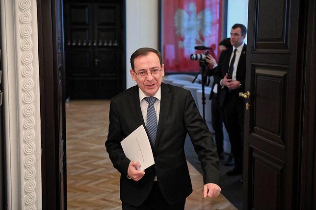 Trybunał Konstytucyjny rozstrzygnął spór w sprawie ułaskawienia Mariusza Kamińskiego