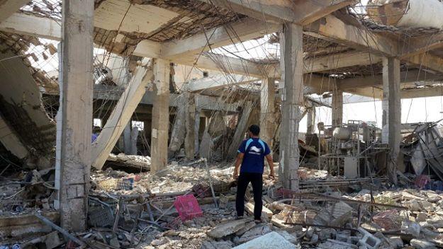 Państwo Islamskie nasiliło w ostatnim czasie ataki w Bagdadzie i poza nim