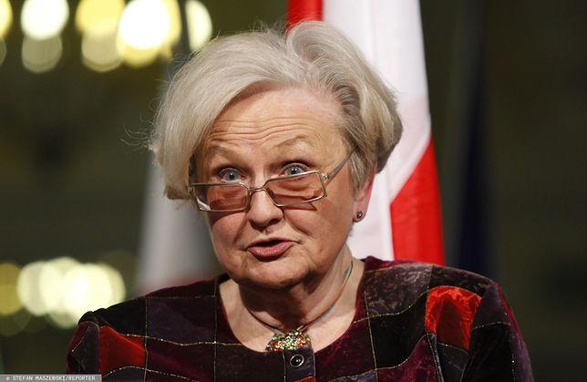 Wyrok TSUE. Prof. Ewa Łętowska: kroczymy w stronę Polexitu