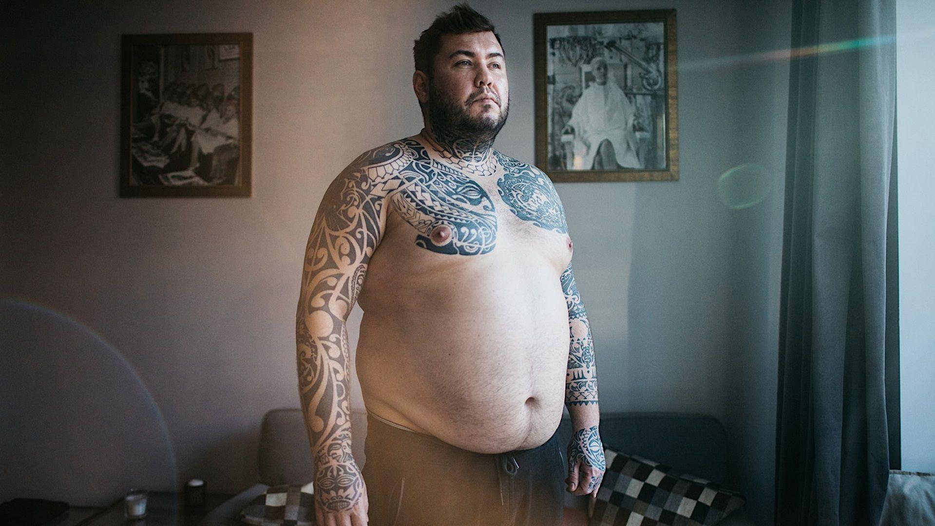 Maciek usłyszał od lekarza, że aby zakwalifikować się do operacji odchudzającej musi przytyć 20 kg.