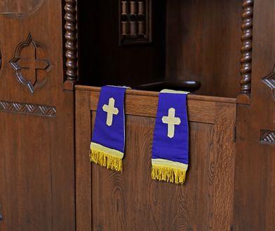 Ukrop dotarł do konfesjonału. Jezuita wymyślił sposób na walkę z temperaturą