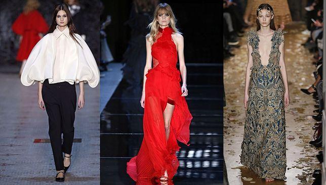 Polskie modelki na tygodniu mody haute couture w Paryżu