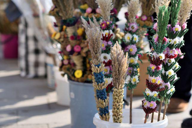 Palma wielkanocna to nieodłączny element Wielkanocy