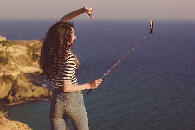 Podczas robienia selfie zdarza się wiele wypadków