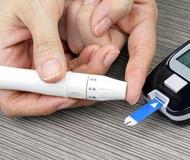 Hipoglikemia reaktywna może być spowodowana początkowym stadium cukrzycy typu 2