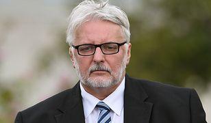 Waszczykowski o rezolucji Rady Europy: stygmatyzuje i atakuje Polskę