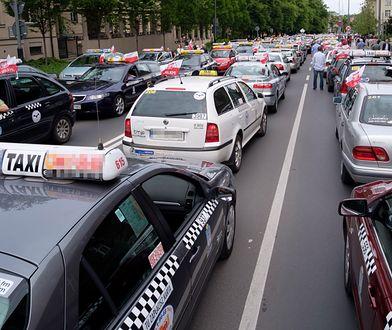 Taksówkarze planują protest.