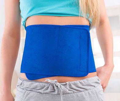 Neoprenowy pas na brzuch przyspiesza spalanie tkanki tłuszczowej.