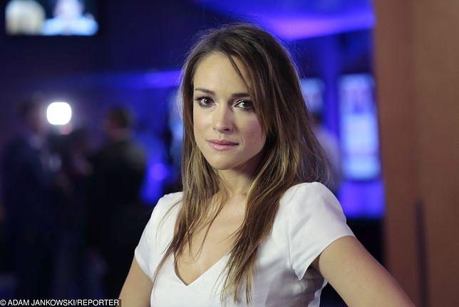 Alicja Bachleda-Curuś pokazała, że jest bardzo aktywną osobą
