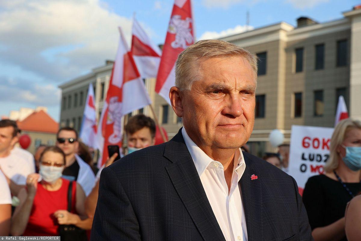 Tadeusz Truskolaski w szpitalu. Prezydent Białegostoku ma COVID-19