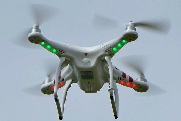 Nad centrum Londynu prawie doszło do zderzenia samolotu pasażerskiego z dronem