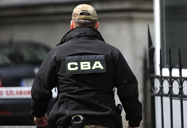 Szprotawa. CBA weszło do urzędu.