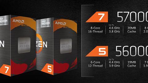 AMD wprowadza do sprzedaży APU Ryzen serii 5000G