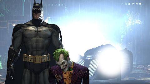 Galeria: Batman: Arkham Asylum