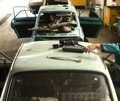 Polska musi wdrożyć przepisy o utylizacji zużytych samochodów