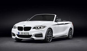 Części BMW M Performance dla serii 2 Cabrio