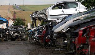 Cztery miliony samochodów, których nie ma
