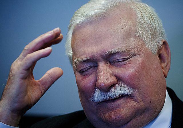 Ostatni wpis Wałęsy na mikroblogu - zdjęcia