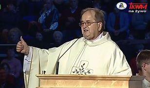 Ojciec Rydzyk zdradził, że Jan Paweł II nie dał błogosławieństwa dla  utworzenia TV Trwam.