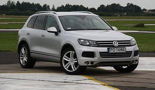 Test: Volkswagen Touareg V6 TDI - Nadal w formie