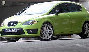 TEST: Seat Leon Cupra R - zawodowiec