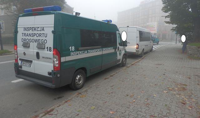 itd,inspekcja transportu drogowego,kontrola