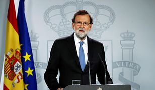 Premier Hiszpanii Mariano Rajoy rozwiązał kataloński rząd i parlament