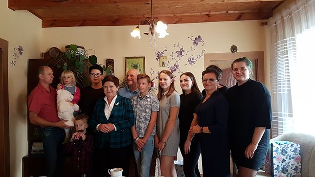 Wybory parlamentarne 2019. Beata Szydło aktywnie wspiera PiS.