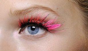Makijażowy hit - neony!